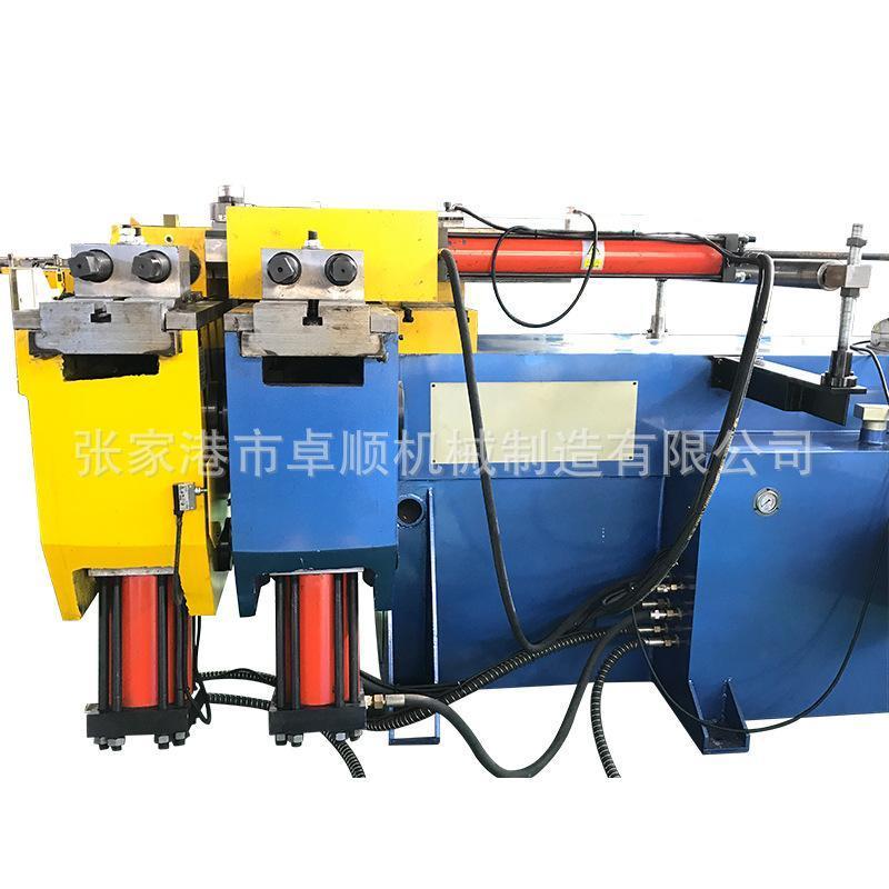 DW114电动三轮车棚全自动液压数控弯管机厂家定制