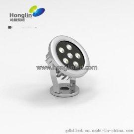 6W LED水下射灯 只带散热