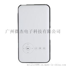 工厂直销DL-S6手机投影仪安卓智能无线WiFi家用高清投影机