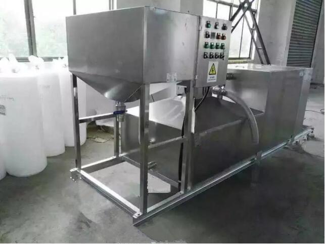 隔油池油水分离器污水提升隔油提升一体化设备