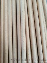 18*750MM是榉木圆木棒 木棒木棍 护栏