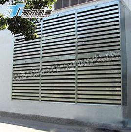 厂家直供 通风系统消声百叶窗 墙体降噪百叶窗通风口 加工定做