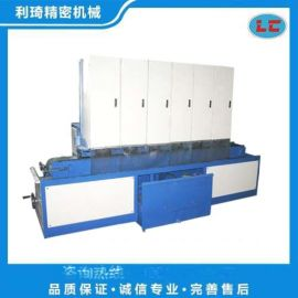六砂平面水磨拉丝机 平面水磨机LC-C315-6S