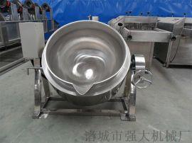 诸城夹层锅厂家有哪些 潍坊诸城烧肉夹层锅电加热式