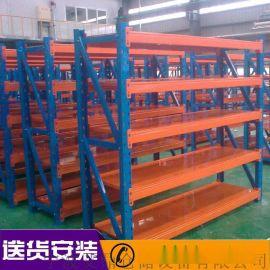 宁波重型货架厂家 高位货位多层货架 横梁托盘货架