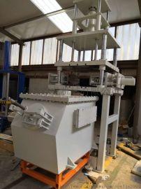 铝合金低压铸造机    铝合金重力浇注机