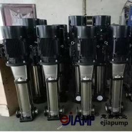 青海CDLF轻型不锈钢立式多级泵