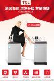 TCL 6.5公斤波輪洗衣機