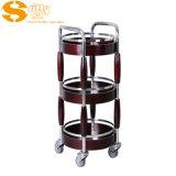 專業生產SITTY斯迪95.8192三層圓形酒水車