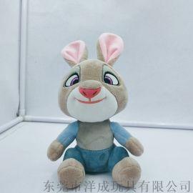 可爱兔公仔毛绒玩具小兔创意卡通玩偶儿童礼物定制