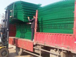 框架护栏网,浸塑护栏网,铁丝围栏网