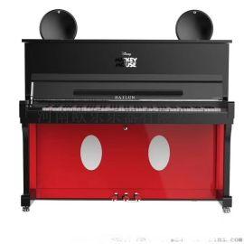 河南郑州海伦迪士尼钢琴专卖店地址在哪?联系方式。