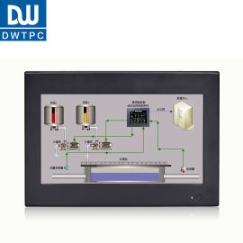 DW-101TPC-B 自动化设备人机界面MES软件车间管理条码枪电脑