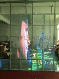 深圳led透明屏好不好P3.91-7.82