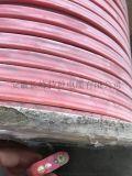 厂家供应镀锡导体硅橡胶绝缘耐高温可移动扁平电缆