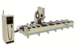 江蘇廠家 工業鋁加工設備 軌道交通型材加工中心廠家