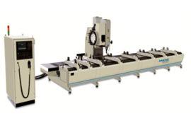 江蘇 工業鋁加工設備 軌道交通型型材加工中心廠家