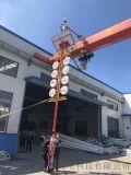 太陽能路燈廠家雲南宏建光電30瓦LED美麗鄉村路燈