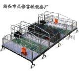 母猪产床 农业机械设备 双体老母猪产仔栏 分娩床