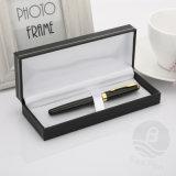 礼品配盒签字笔,可印字广告金属笔
