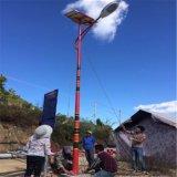 雲南宏建光電彝族風格太陽燈6-8米路燈燈杆廠家