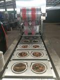 蒸碗扣肉全自動真空碗裝包裝機