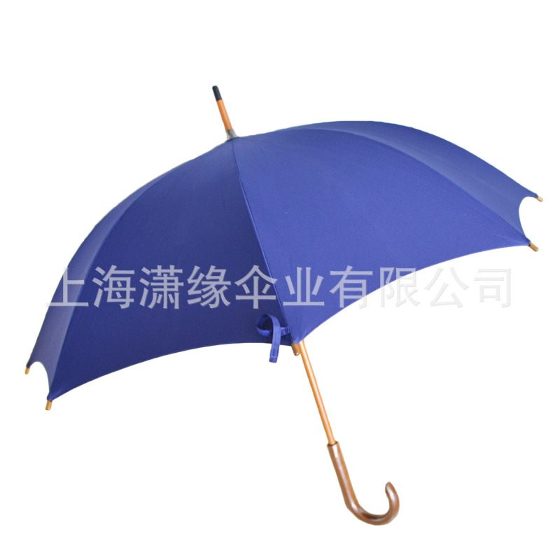 彎柄直杆傘、高爾夫商務晴雨傘、定製logo長傘