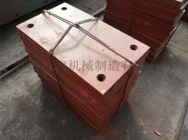 山西 耐磨护板 磨煤机耐磨衬板 江河耐磨材料