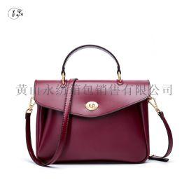 新款气质女士手提包韩版时尚公文包