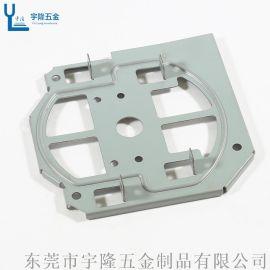 厂家定制不锈钢风扇挡板 机器主机风扇铁挡板防护罩