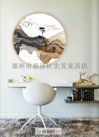 郑州框画厂家生产直销 客厅装饰画 可定制全国发货