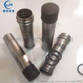 厂家现货50/54/57钳压式声测管国标管