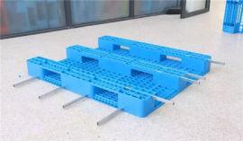 红河仓储一体化塑料托盘,上货架叉车托盘1111
