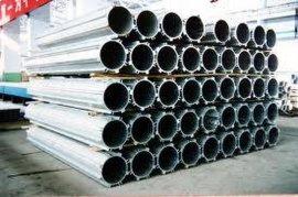 供应6082铝合金抛光管 耐腐蚀镀锌铝管 高强度铝管品质保证