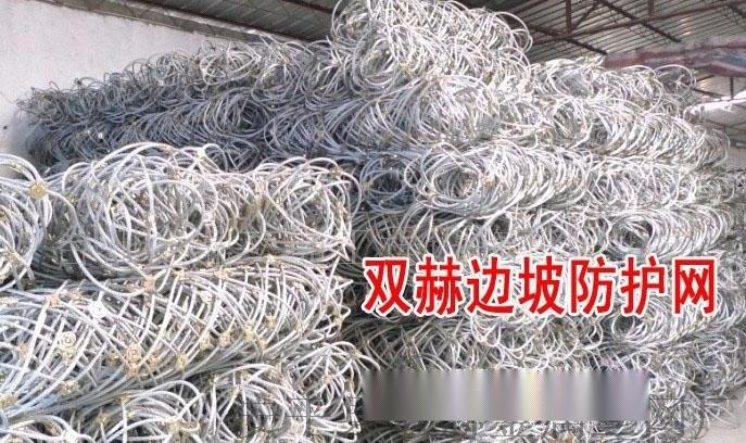 主动边坡防护网¥ 落石防护网 ¥钢丝绳网厂家