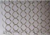 金属装饰网金属编织网,金属隔断网帘,金属幕墙,螺旋装饰网