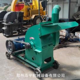 厂家直销稻壳粉碎机,小型饲料打糠机