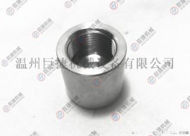 不锈钢焊接底座 温度表304焊接头 双金属温度计 仪表接头