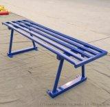 標準鐵藝公園椅 戶外公園長椅休閒椅