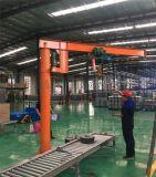 3吨电动旋转悬臂吊 独臂吊 立柱式悬臂起重机