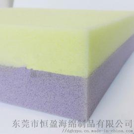 广东海绵生产厂家提供家居床垫  高密度回弹海绵