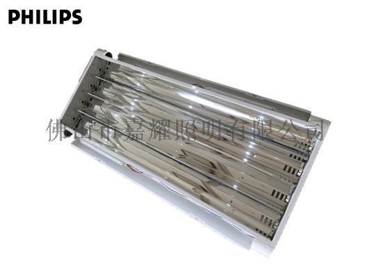 飛利浦TPS550廠房天棚燈T5燈管 4X54W