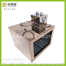 青岛挤出机厂家配套 平双直角加热器 节能加热器