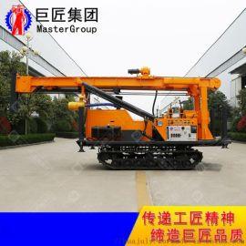 钻深水井钻机JDL-300多功能水井钻机履带式