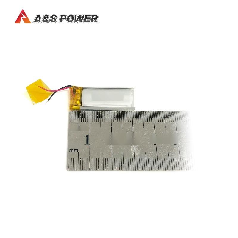 蓝牙耳机电池401230 120mah聚合物电池