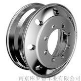 10孔卡車鍛造萬噸級鋁合金車輪1139