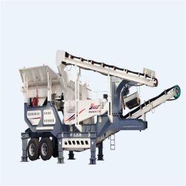 山东移动矿石破碎机设备 建筑垃圾碎石机厂家 可分期