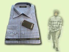 男式全棉衬衫