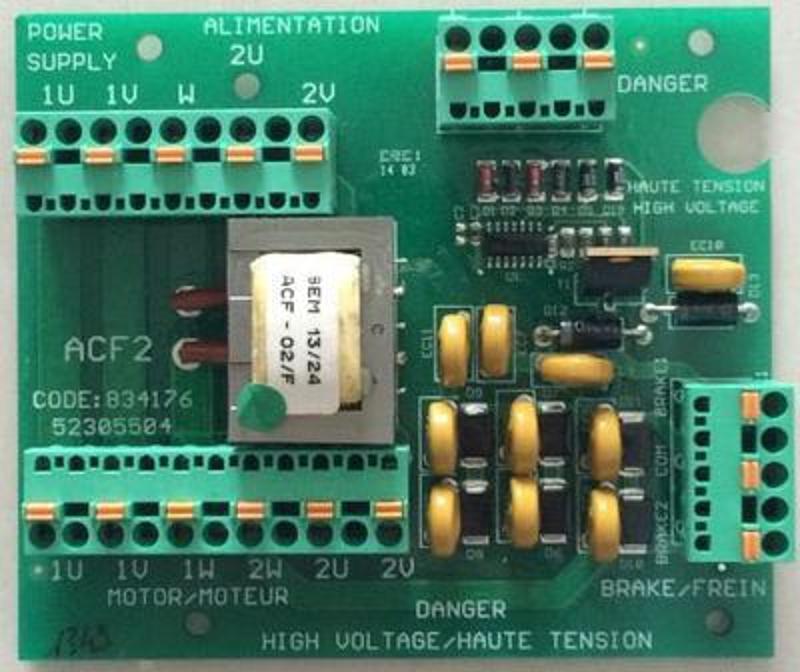 科尼环链电动葫芦配件833096 整流器2133033电路板2213004 电路板