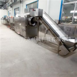 包裝袋清洗風幹流水線 食品瀝水風幹專用設備機器 可定制